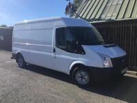 72e24bd4fb Ford Transit LWB 2.2TDCi 300L Med Roof Van 300  1 OWNER