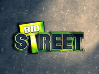 BIDSTREET.ca WEEKLY AUCTION EVERY TUESDAY NIGHT 7-9PM