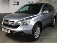 Oct 2007 '57' HONDA CR-V 2.0 i-VTEC EXECUTIVE ESTATE 4x4 4WD * SAT.NAV * Rev.Cam