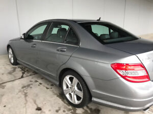 Selling Mercedes Benz C300 4matic - 2008 in immaculate condition