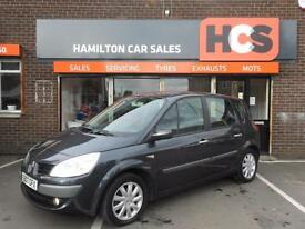 Renault Scenic 1.6 VVT Dynamique - 1 Year MOT, Warranty & AA Cover Included