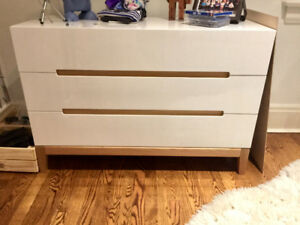 Structube Oliver 3-drawer dresser
