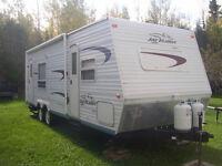 JAY FLIGHT 25 ft trailer