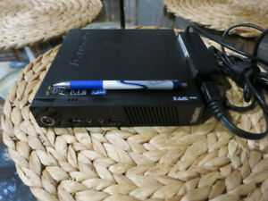 Desktop Lenovo Thinkcentre M93P TINY ****REDUCED WAS 275.00 ***