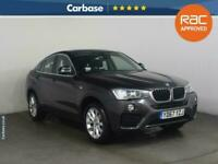 2017 BMW X4 xDrive20d SE 5dr SUV 5 Seats SUV Diesel Manual