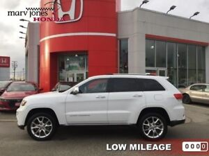 2014 Jeep Grand Cherokee Summit  - one owner - local - $273.60 B