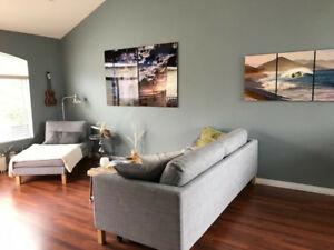 Monthly rentals in cosy condo close to Laguna Beach