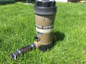$150 Hayward chlorine feeder for $20!