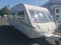 Abbey GTS 416 Caravan