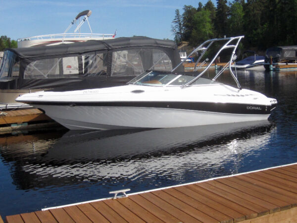 Used 2008 Doral Boats Sunquest 245