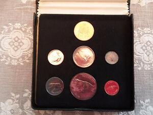 1967 Canada Centennial Commemorative Coin Set - $1100