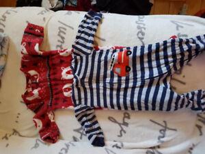 Pyjamas 3-6  mois garçon