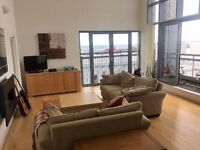 Large 3 bedroom penthouse apartment in the stylish Western Harbour development