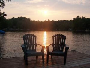Cottage Rental on Crystal Lake
