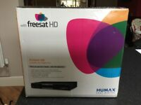 Humax Digital Satellite Set Top Box - Freesat - Foxsat HD