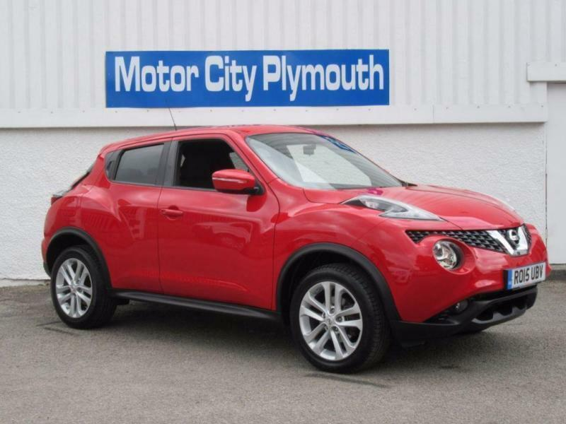2015 15 nissan juke 1 5 acenta premium dci 5d 110 bhp diesel in plymouth devon gumtree. Black Bedroom Furniture Sets. Home Design Ideas