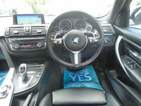 2012/62 BMW 3 SERIES 2.0 320D M SPORT AUTOMATIC 4DR (START/STOP) - MEGA SPEC!