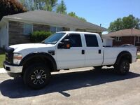 2009 FORD F350 VERY CLEAN 35'S