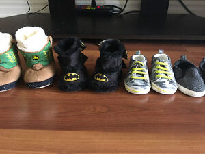 3-6 months Baby Boy shoes!