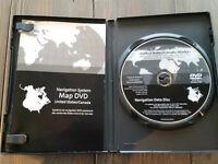 Navigation DVD Yukon/Sierra/Avalanche/Suburban/Silverado/Tahoe