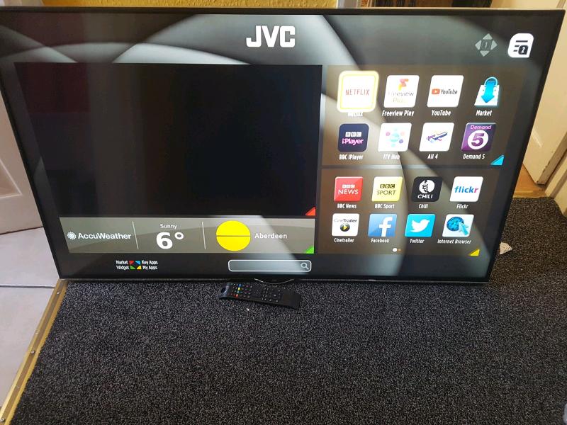Is Jvc A Smart Tv