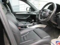 2013 Audi Q5 2.0 TDI QUATTRO S LINE S/S 5d 175 BHP Estate Diesel Manual