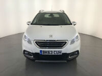 2013 63 PEUGEOT 2008 ALLURE E-HDI DIESEL SERVICE HISTORY FINANCE PX WELCOME