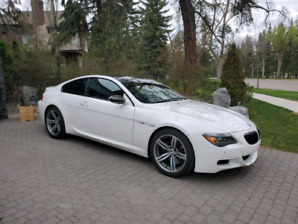 2007 BMW M6 Coupe SMG Alpine White