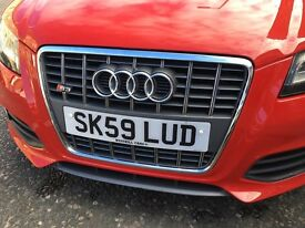 S3 front grill
