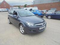 Vauxhall Astra 1.8i 16v ( 140ps ) SRi 5 DOOR - 2010 10-REG - 8 MONTHS MOT
