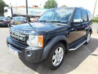 2009 LAND ROVER DISCOVERY 2.7 Td V6 HSE Auto FULL SERVICE HISTORY