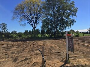 LOTS FOR SALE BACKING ONTO GOLF COURSE