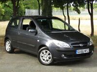 Hyundai Getz 1.5 CDX+**Genuine 31,000 Miles**1 Prev Owner**FSH**£30 TAX**70mpg**