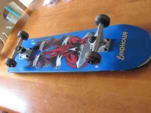 tony hawk complete skateboard in excellent condition.