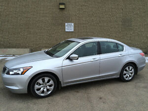 ~ 2008 HONDA ACCORD EX, 130000kms Very Clean IN & OUT  ~ Edmonton Edmonton Area image 1