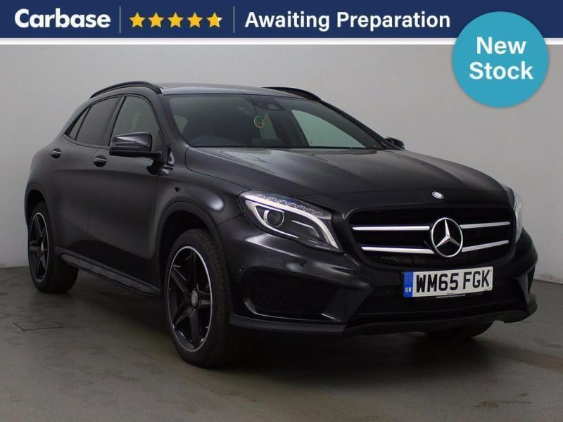 2016 mercedes benz gla class gla 200 amg line 5dr suv 5 for Mercedes benz of st george