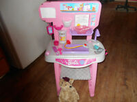 barbie vet and groom station