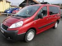 2013 Peugeot Expert HDI TEPEE COMFORT INDEPENDENCE Diesel WAV Only 16,000 Miles