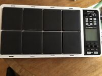 Roland Octapad SPD30 with KD7 and FD8 pedals
