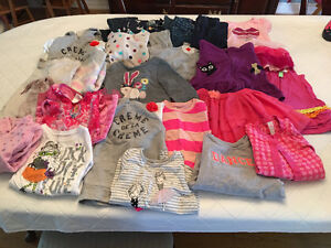 Girls clothing over 30 pieces $20