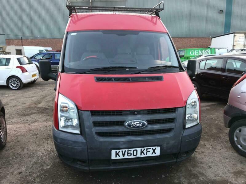 4785043eba Ford Transit 2.2TDCi Duratorq 115PS 300L Med Roof 300 LWB -2011 60-REG