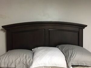 Beautiful queen headboard