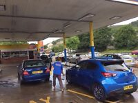 Very busy car wash for sale