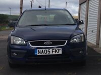 Ford Focus SPARES or REPAIRS - DAMAGED