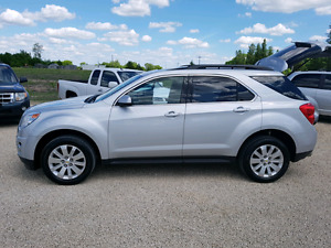 2010 Chevrolet Equinox. LTD. FWD. Loaded.  $7,995...