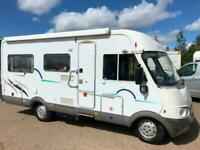 Fiat Hymer b634 AUTOMATIC GEARBOX A class motorhome