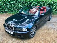2001 BMW E46 M3 3.2i CONVERTIBLE px swap