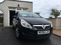 2006 vauxhall corsa in good coniditon only 86Kmiles NO ADVISORYS