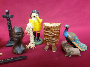 WOODEN FIGURINE Windsor Region Ontario image 4