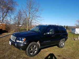 2004 grand cherokee, clean in and out